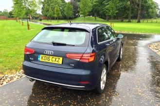 2016 Audi A3 Hatchback