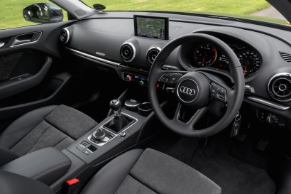 2016 Audi A3 Launch Interior