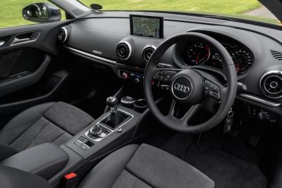 2016 Audi A3 Launch Interior
