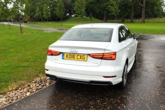 2016 Audi A3 Saloon S Line