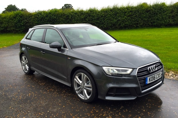 In-depth Launch Review - Updated 2016 Audi A3 ...