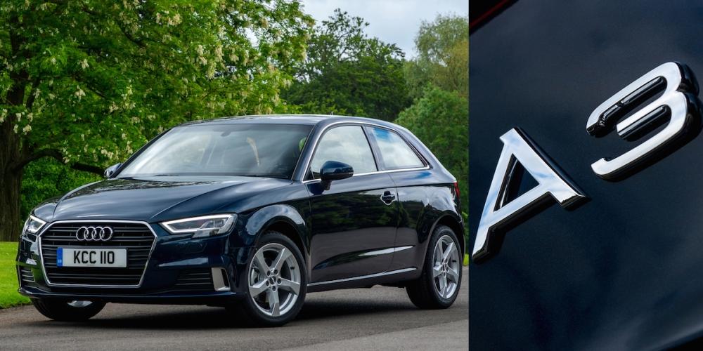 2016 Audi A3 UK Launch