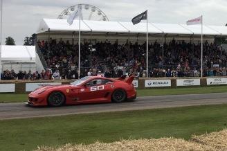2016 Goodwood FoS Ferrari 599XX Evo