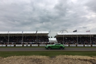 2016 Goodwood FoS Mercedes-AMG GT R