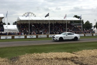 2016 Goodwood FoS Shelby Mustang Super Snake