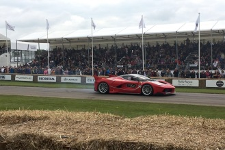 2016 Goodwood FoS Ferrari FXX-K