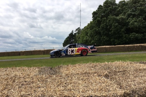 2016 Goodwood FoS 2006 Red Bull Toyota Camry NASCAR