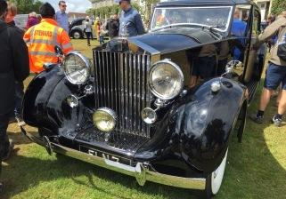 2016 Goodwood FoS Rolls-Royce Phantom III