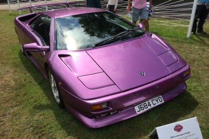 2016 Goodwood FoS 1990 Lamborghini Diablo