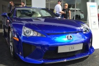 2016 Goodwood FoS Lexus LFA 02