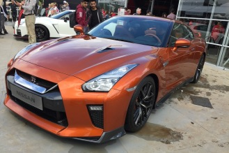 2016 Goodwood FoS 2017 Nissan GT-R
