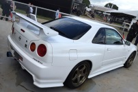 2016 Goodwood FoS R34 Nissan Skyline GT-R