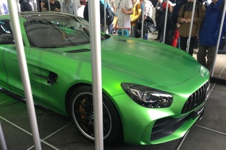 2016 Goodwood FoS Mercedes-AMG GT R
