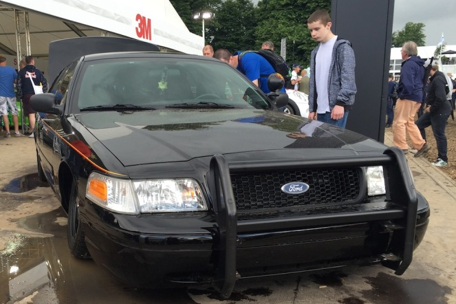 2016 Goodwood FoS Ford Crown Victoria