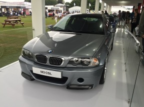 2016 Goodwood FoS 2003 BMW E46 M3 CSL