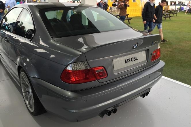 2016 Goodwood FoS 2003 BMW E46 M3 CSL 01