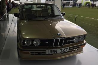 2016 Goodwood FoS BMW E12 M535i
