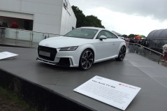 2016 Goodwood FoS 2016 Audi RS TT