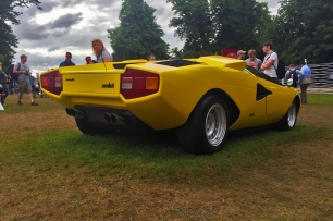 2016 Goodwood FoS 1975 Lamborghini Countach Periscopo 01