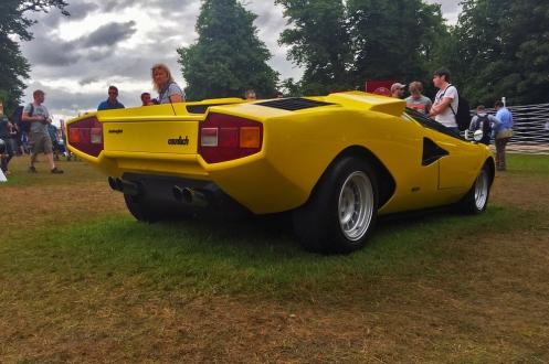 2016 Goodwood FoS 1975 Lamborghini Countach Periscopo 01