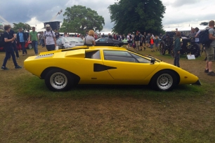 2016 Goodwood FoS 1975 Lamborghini Countach Periscopo