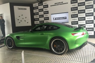 2016 Goodwood FoS Mercedes-AMG GT R 01