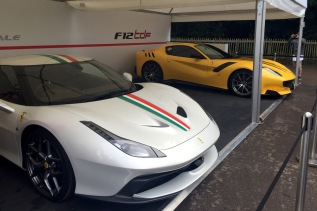 2016 Goodwood FoS 2016 Ferrari 458 MM Speciale