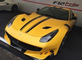 2016 Goodwood FoS Ferrari F12 TDF