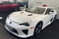 2016 Goodwood FoS Lexus LFA