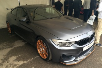 2016 Goodwood FoS 2016 BMW M4 GTS