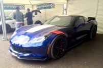 2016 Goodwood FoS 2017 Chevrolet C7 Corvette Grand Sport