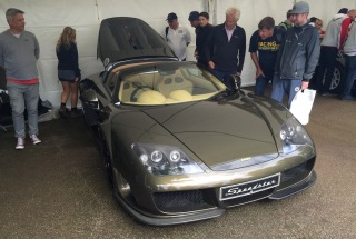 2016 Goodwood FoS Noble M600 Speedster