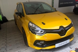 2016 Goodwood FoS Renault Sport Clio RS16