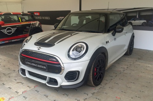 2016 Goodwood FoS MINI John Cooper Works Challenge Edition