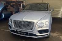 2016 Goodwood FoS Bentley Bentayga