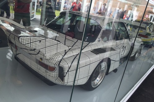 2016 Goodwood FoS 1976 BMW 3.0 CSL Art Car