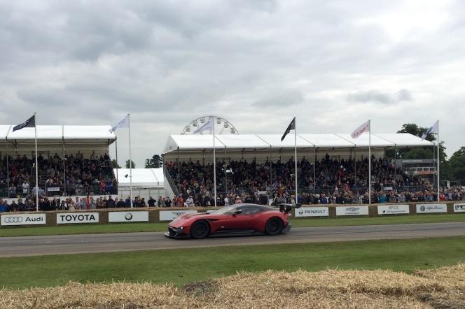 2016 Goodwood FoS Aston Martin Vulcan