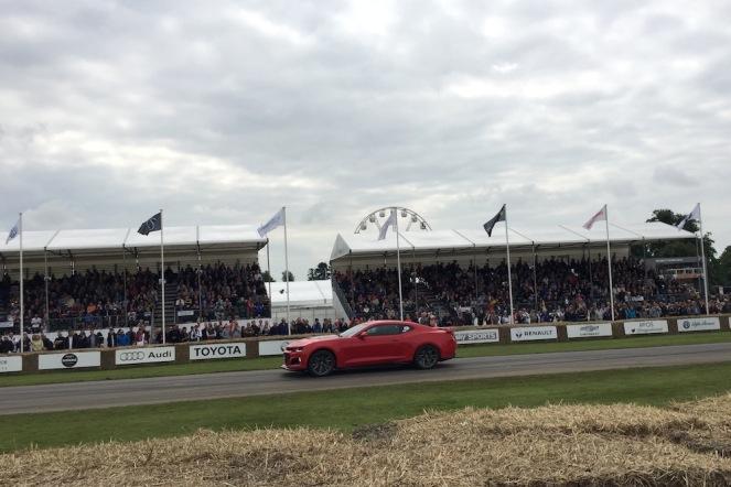 2016 Goodwood FoS Chevrolet Corvette ZL1