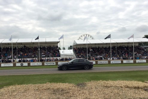 2016 Goodwood FoS Giulia Quadrifoligo