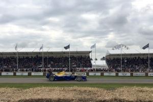 2016 Goodwood FoS Formula E ZE15