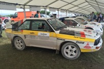 2016 Goodwood FoS 1984 Audi Quattro S1