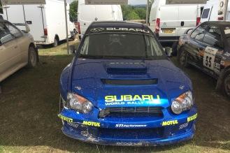 2016 Goodwood FoS 2003 Subaru Impreza WRC