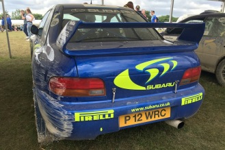 2016 Goodwood FoS 1997 Subaru Impreza WRC