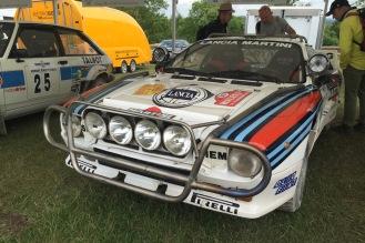 2016 Goodwood FoS 1983 Lancia Rallye 037