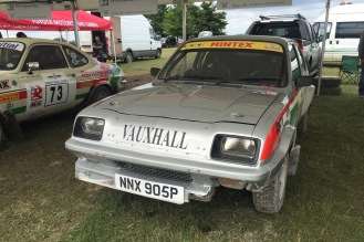 2016 Goodwood FoS Vauxhall Chevette HS
