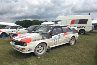 2016 Goodwood FoS 1983 Audi Quattro A1