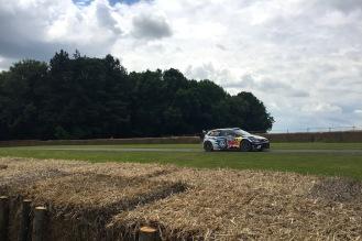 2016 Goodwood FoS VW Polo R WRC