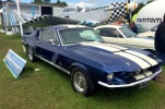 2016 Goodwood FoS 1967 Shelby GT500 Replica