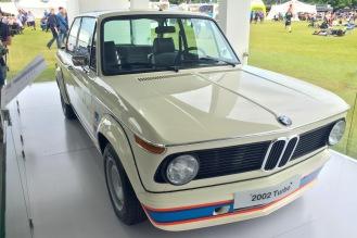 2016 Goodwood FoS 1973 BMW 2002 Turbo