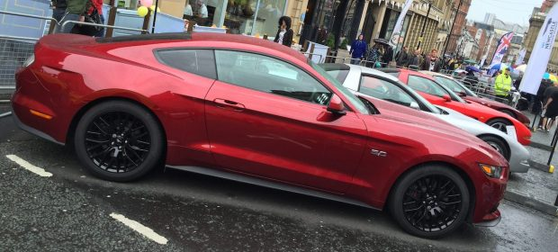 2016 NE1 Motor Show Ford Mustang GT 001